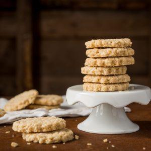 Scottish Oat Biscuits