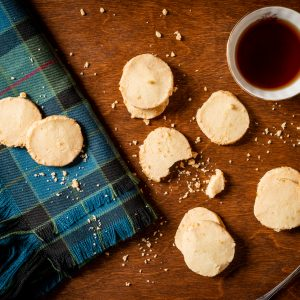 Scottish Highlander Shortbread