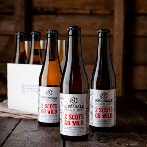 2 Scots Go Wild Cider