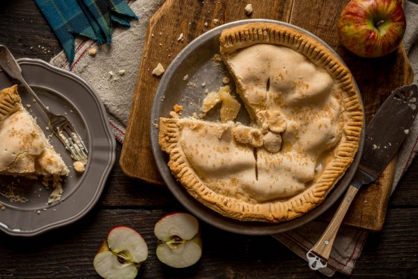 Riverdale Orchard Apple pie