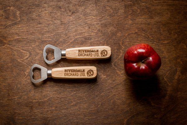 Riverdale Orchard Ash Bottle Opener