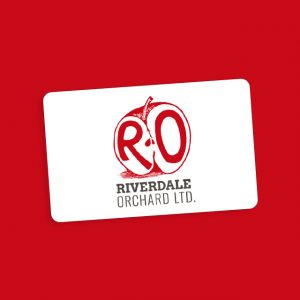 Riverdale Orchard gift card
